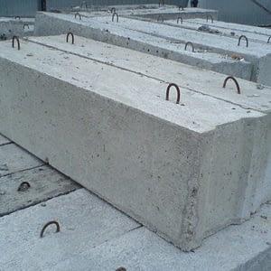 Фундаментные блоки сплошны-6-3-6Т