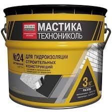 Гидроизоляционная Мастика 3 л
