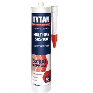 Жидкий гвоздь Титан SBS 901 бежевый