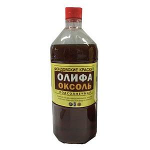 Олифа ФОНД 2; 1 л