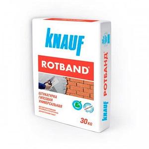 Штукатурка Ротбанд KNAUF (30 кг)