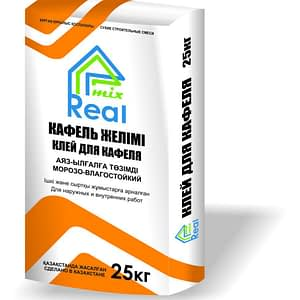 Кафельный клей Реал Макс (25 кг)