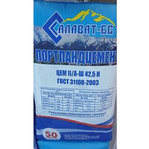 Цемент Салават (50кг)