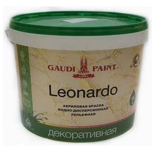 Штукатурка декоративная Леонардо 25 кг