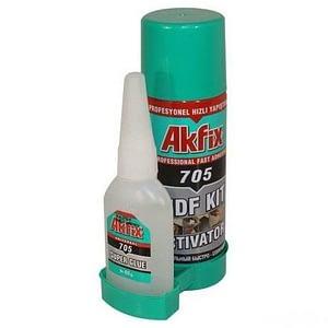 Клей Akfix 2-х компонентный 200 мл