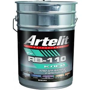 Клей Артелит RB 110 паркетный 20 кг