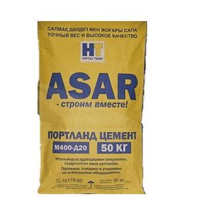 Цемент Портланд Асар (50кг)